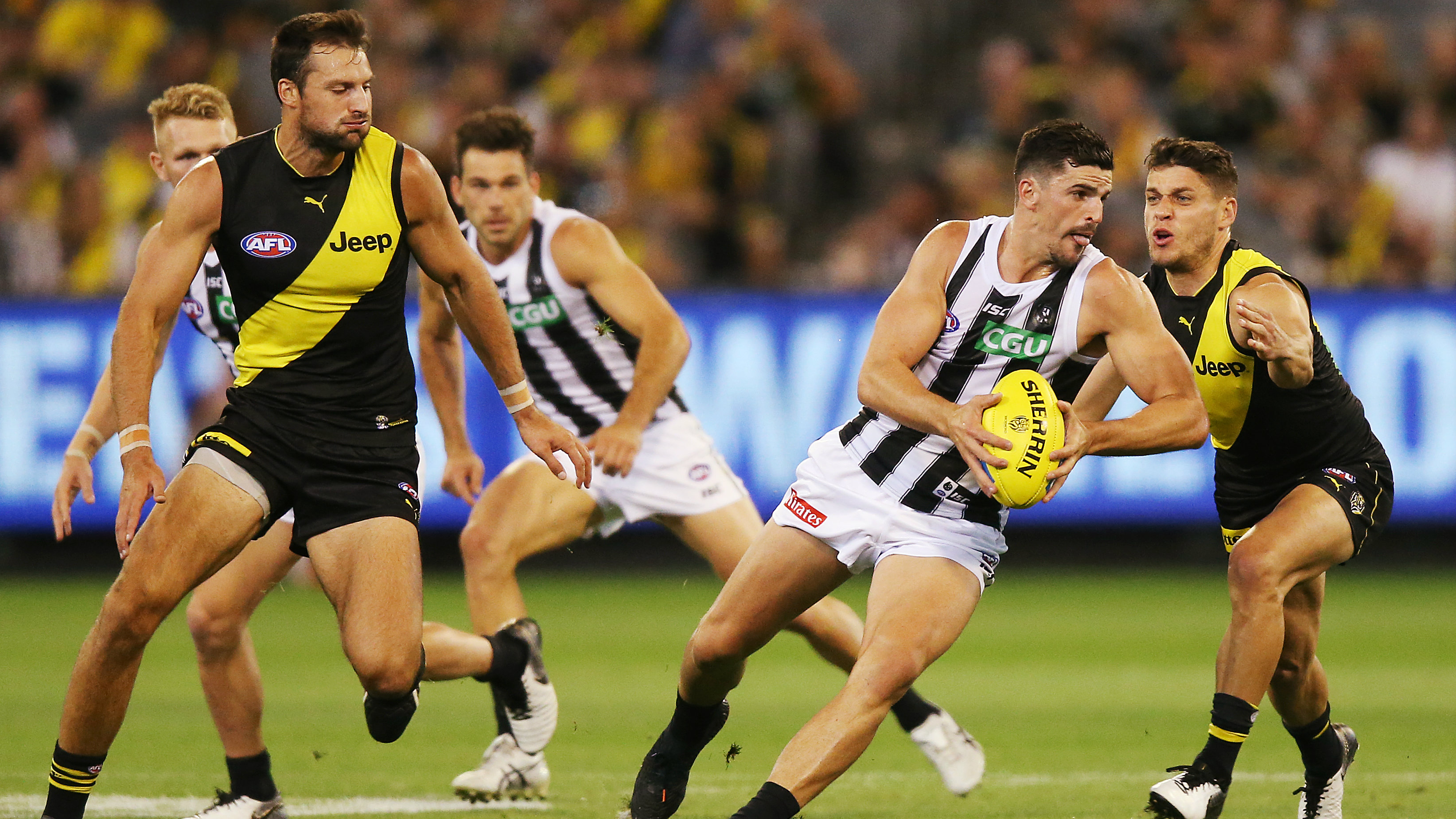 Scott Pendlebury Richmond Exploited Starting Positions Loophole