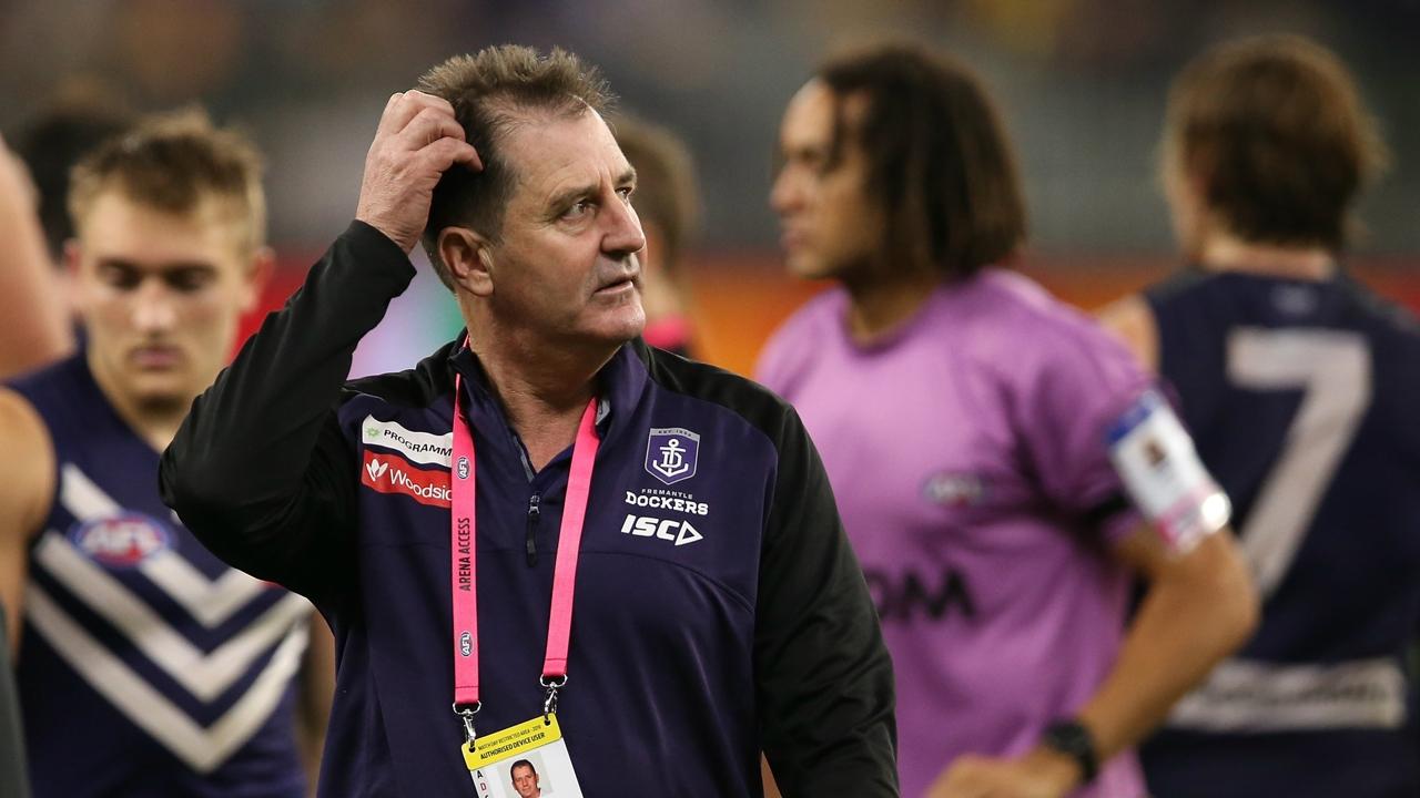 Ross Lyon, former AFL coach