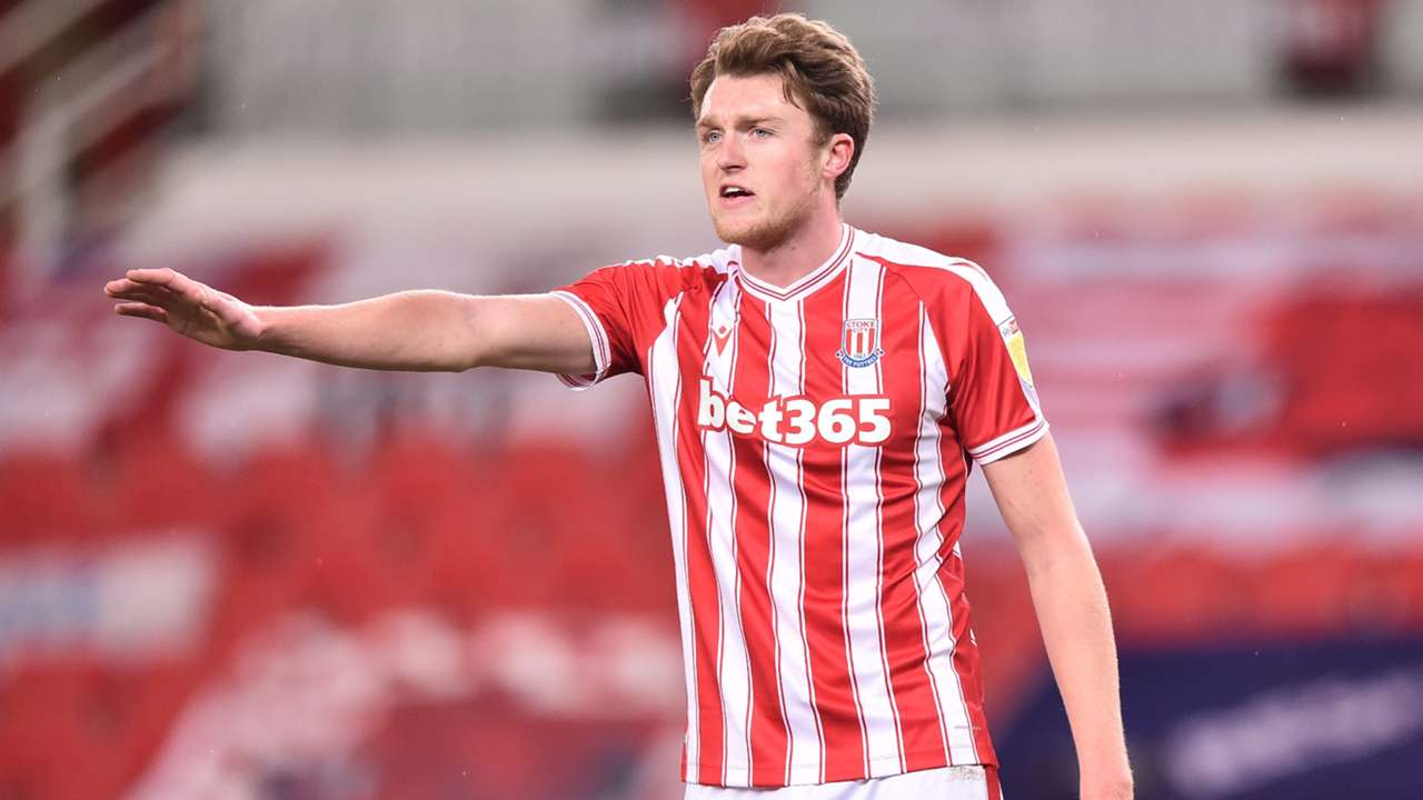 Harry Souttar Stoke City