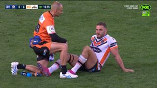 Robbie Farah injury