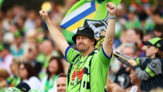 Canberra Raiders fan