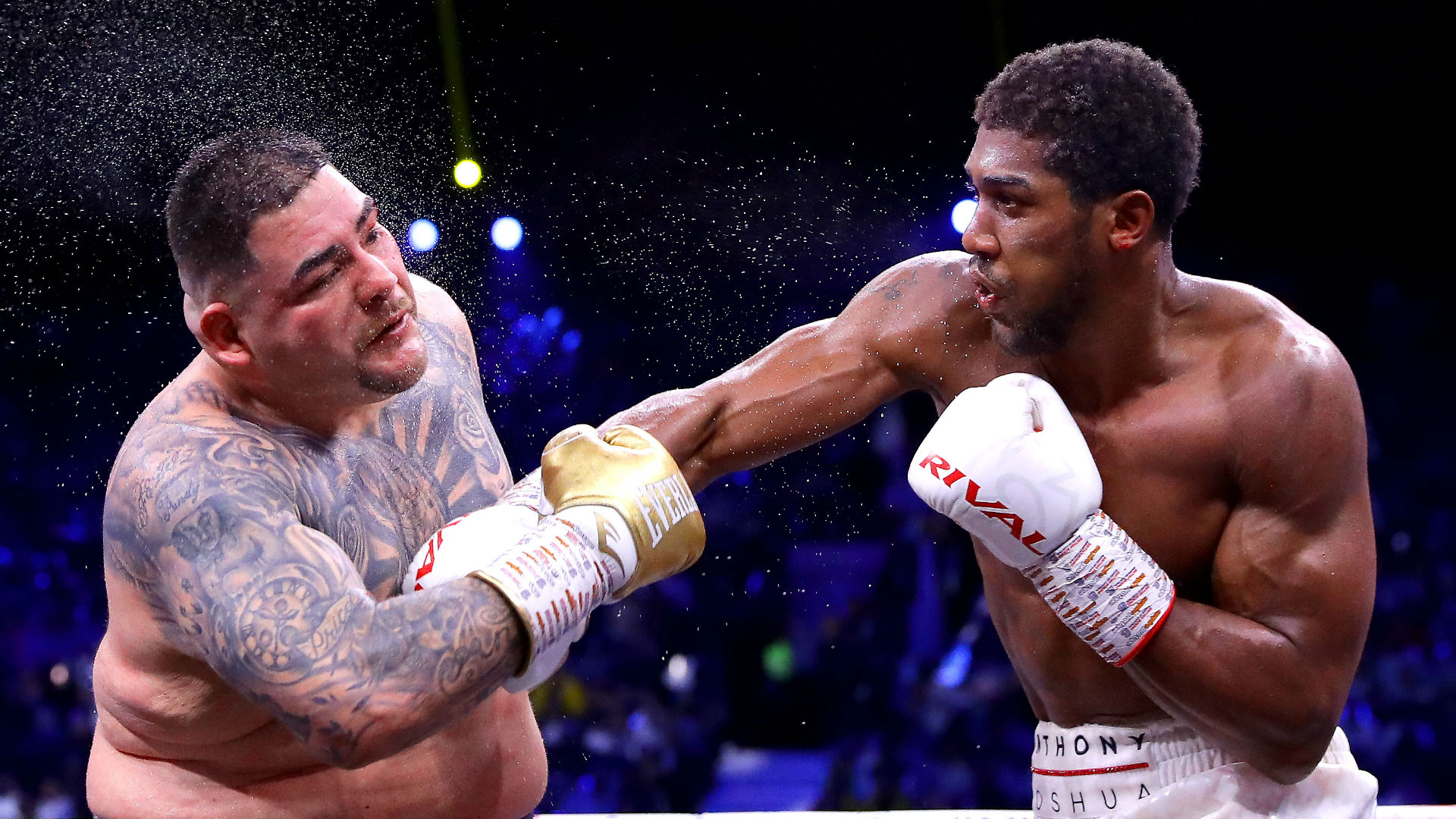 Anthony Joshua Vs Andy Ruiz 2