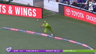 Alex Hales catch
