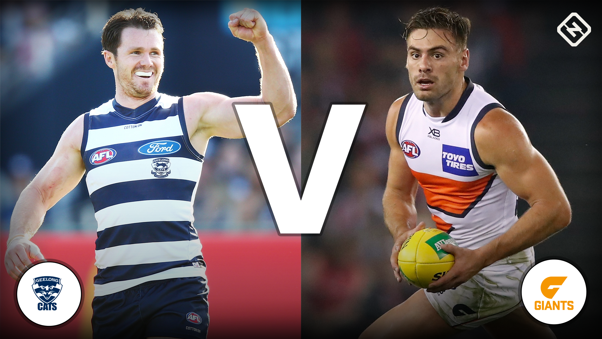 Geelong Cats V Gws Giants Full Preview Teams Odds And How To Watch Friday Night Afl Action Sporting News Australia
