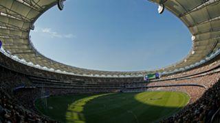 #Optus stadium