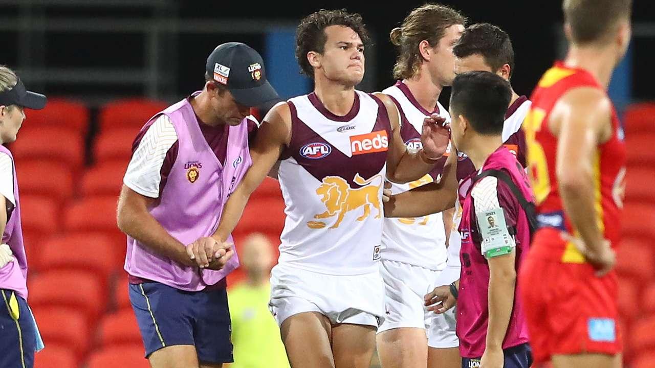 Cam Rayner Brisbane Lions