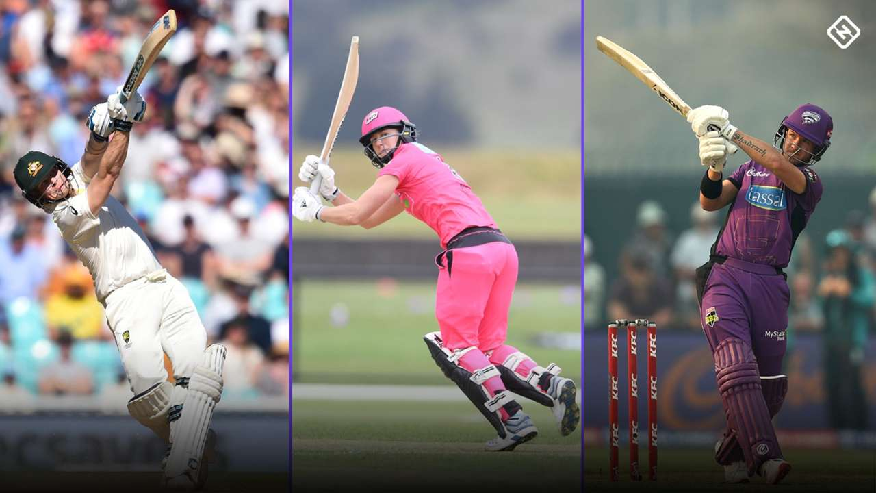 Steve Smith Ellyse Perry Darcy Short