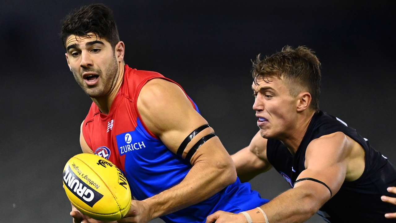 Christian Petracca Patrick Cripps AFL