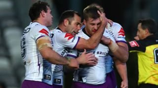 Cameron Smith and Cameron Munster