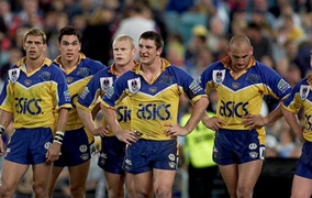Parramatta Eels 2001