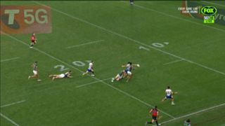 Tuivasa Sheck forward pass