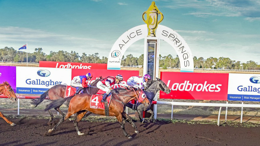 Awkward scenes in Alice Springs as punters forced to watch races on Melbourne Cup day without having a bet - Sporting News AU