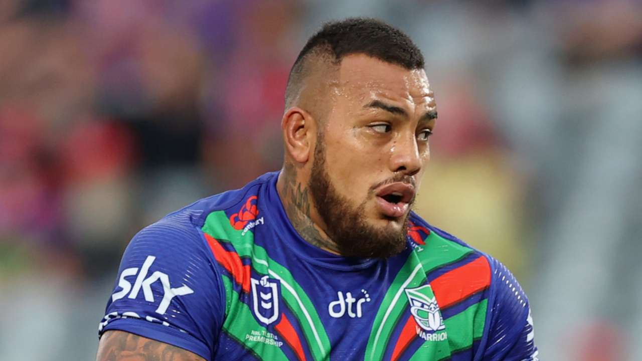 Addin Fonua-Blake Warriors