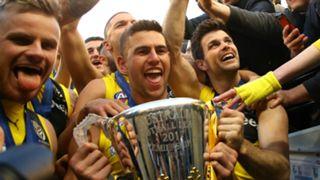 #Jack Graham premiership cup richmond
