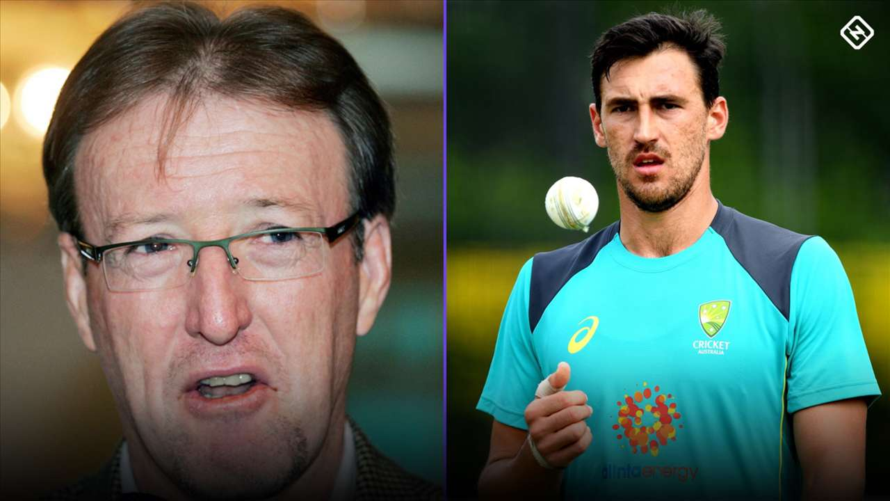 Geoff Lawson is baffled by the reported omission of Mitchell Starc