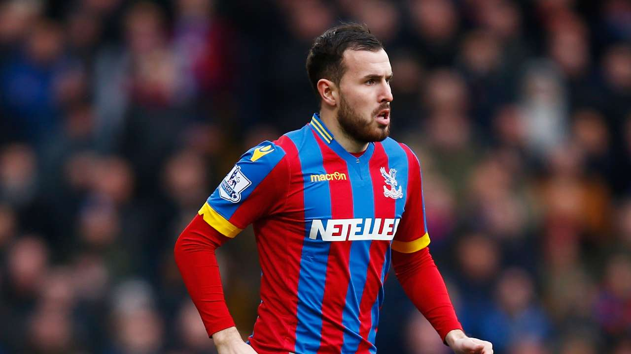 Jordan Mutch Crystal Palace