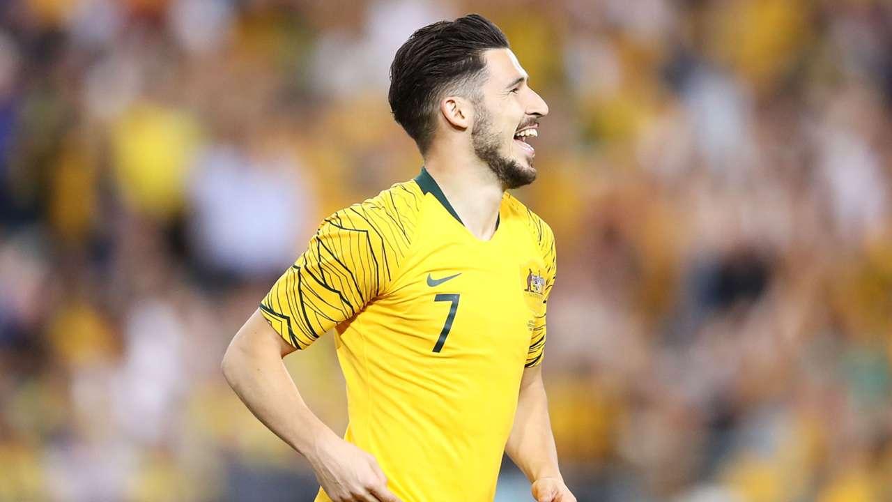 Mathew Leckie Socceroos