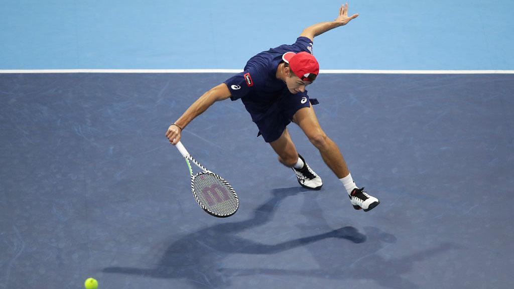 Next Gen ATP Finals: Alex de Minaur storms into semi-finals after crushing Casper Ruud
