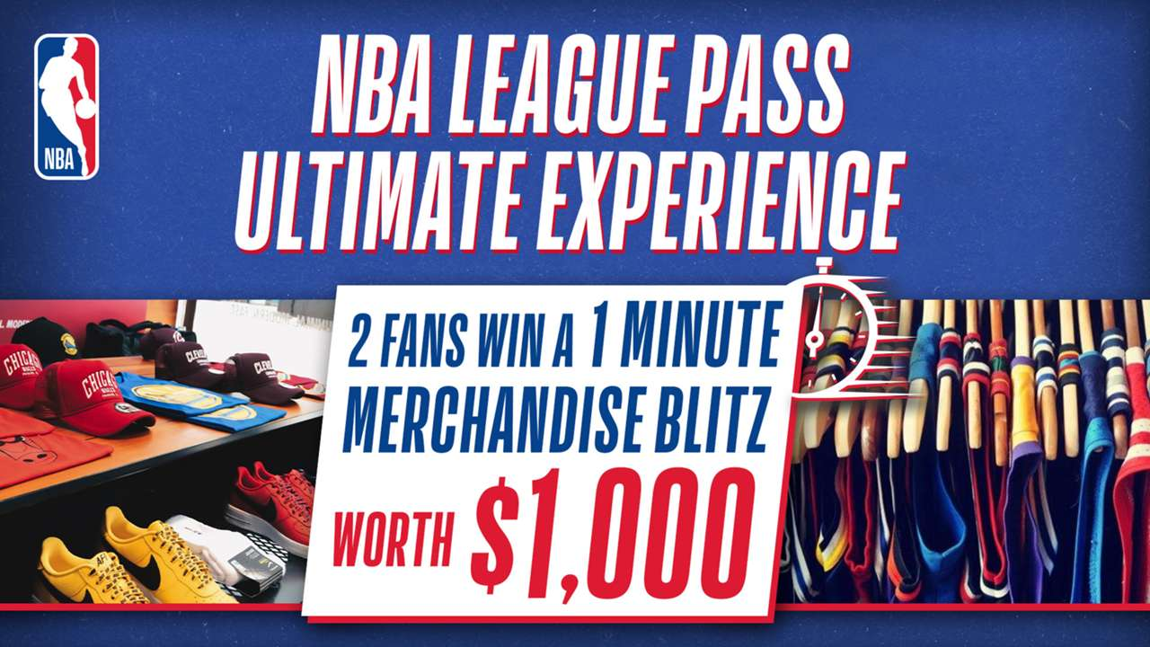 #LeaguePass Competition