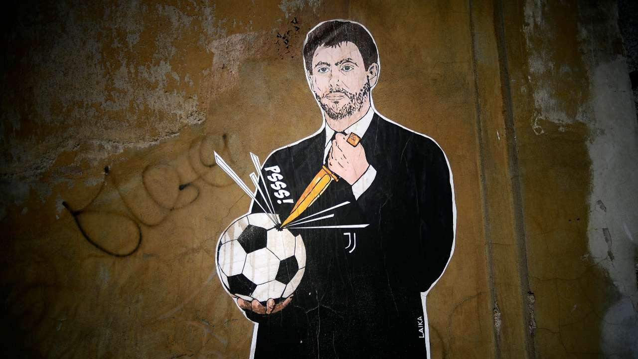 Super League graffiti