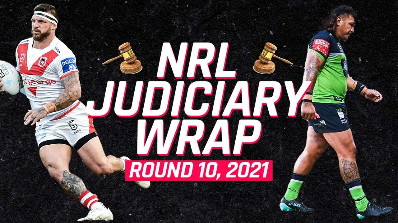 Judiciary wrap rd 10