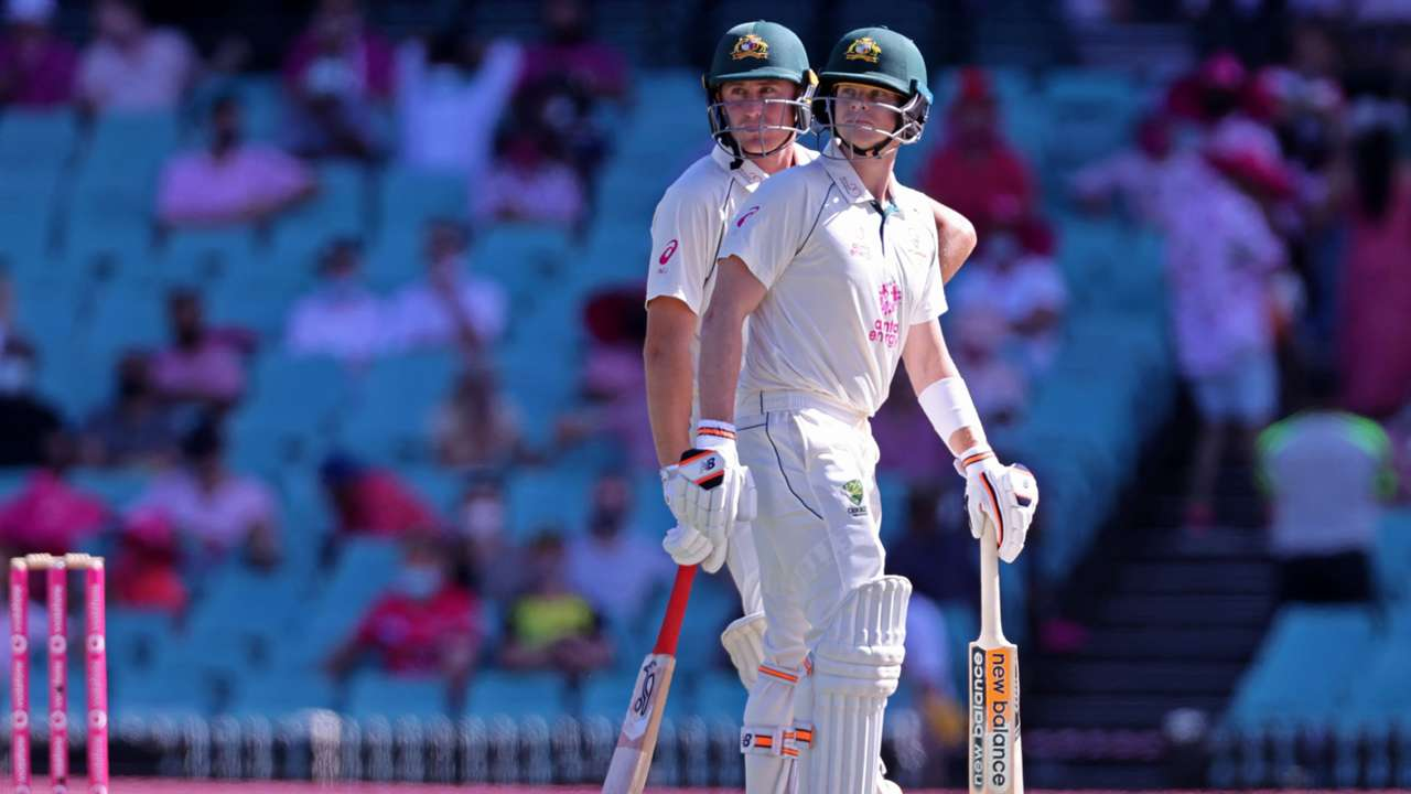 Steve Smith Marnus Labuschagne
