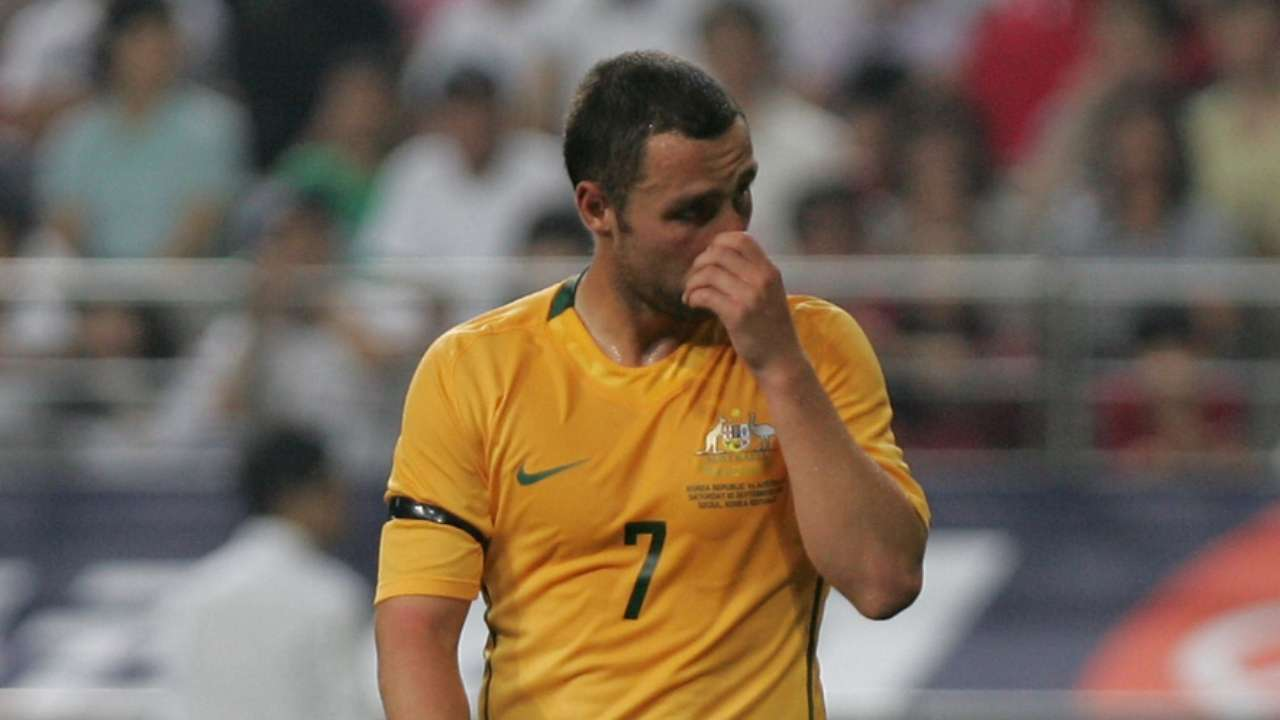 Scott McDonald Socceroos