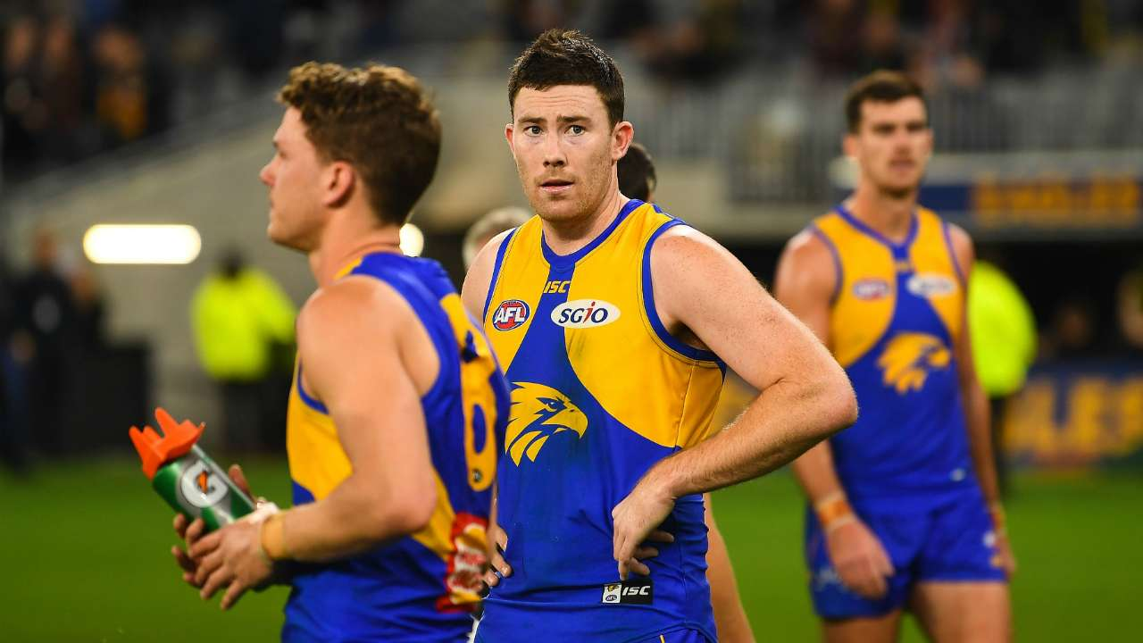 #Jeremy McGovern West Coast Eagles