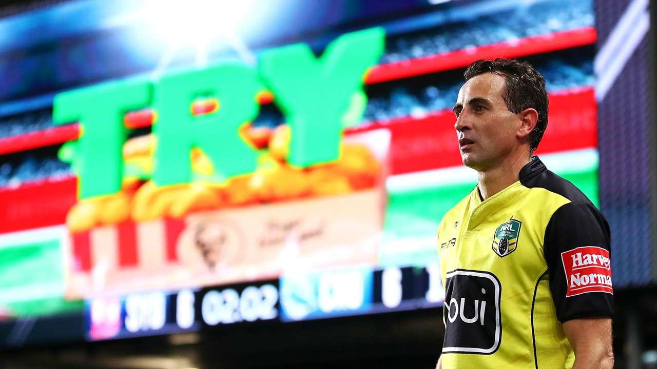 NRL referee