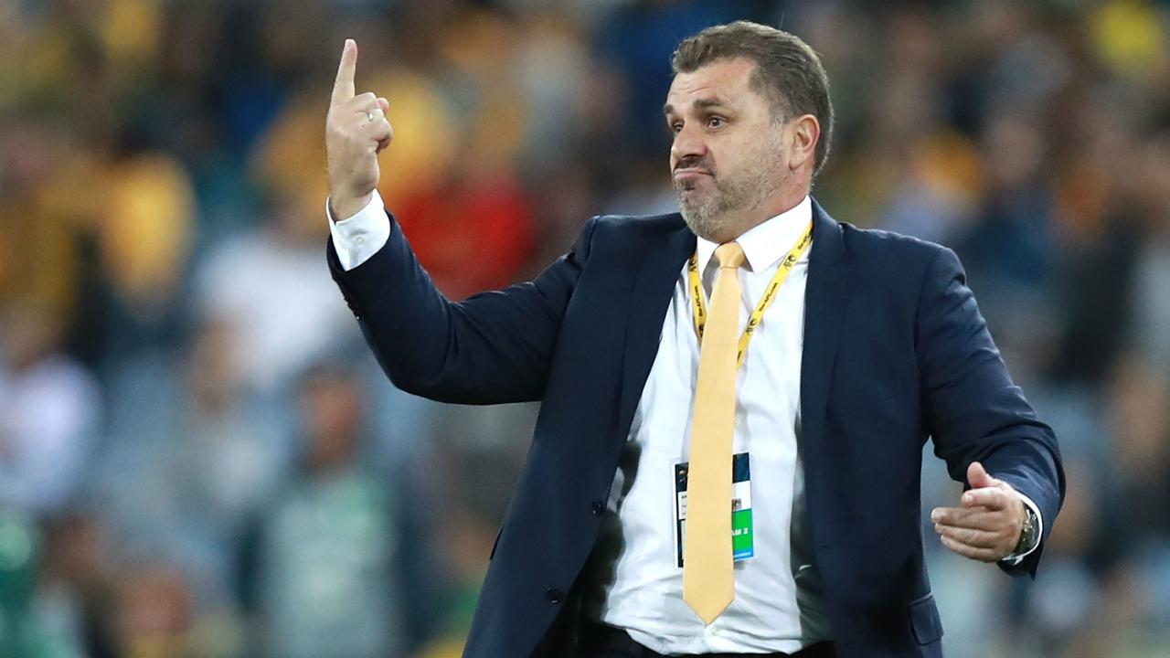 'Don't flinch' - Ange Postecoglou's passionate plea for Australian football