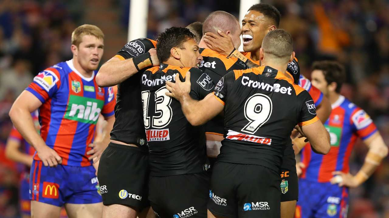 #wests tigers russell packer elijah taylor