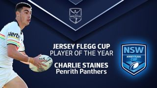Charlie Staines