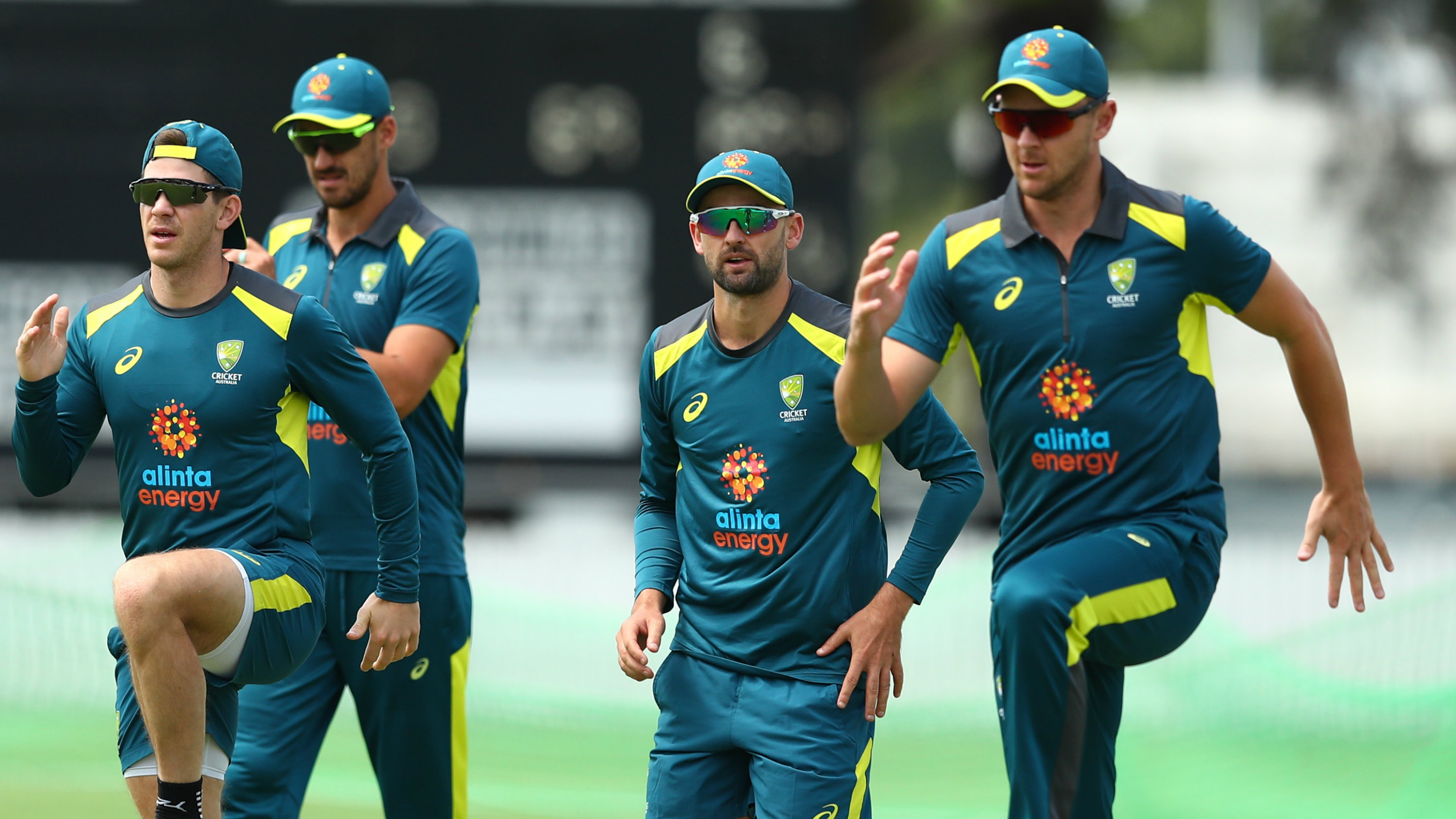 Australia v Pakistan: Nathan Lyon predicts two Aussie standouts of the summer