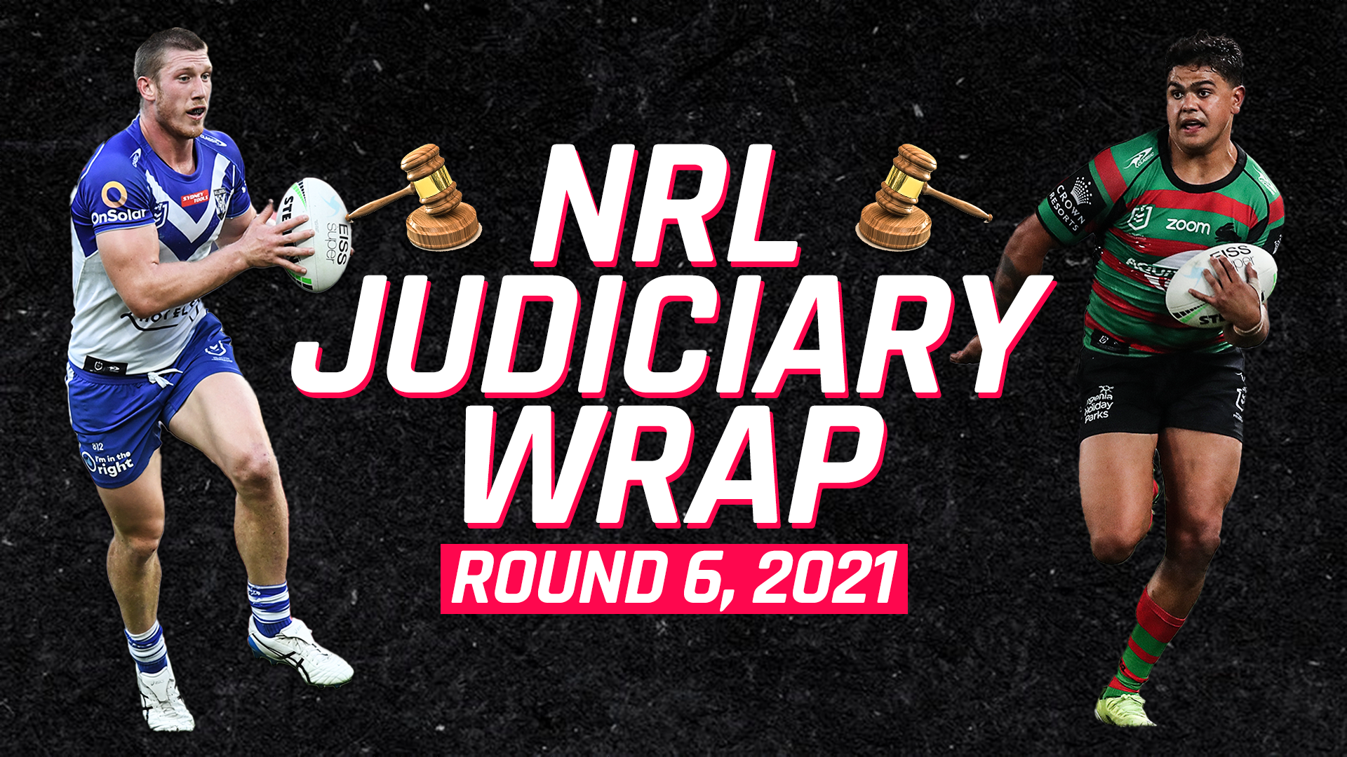 NRL judiciary round six charges: Jack Hetherington cops massive ban, Latrell hit with three charges and Radley set to miss ANZAC Day