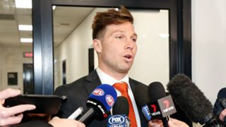 Toby Greene tribunal