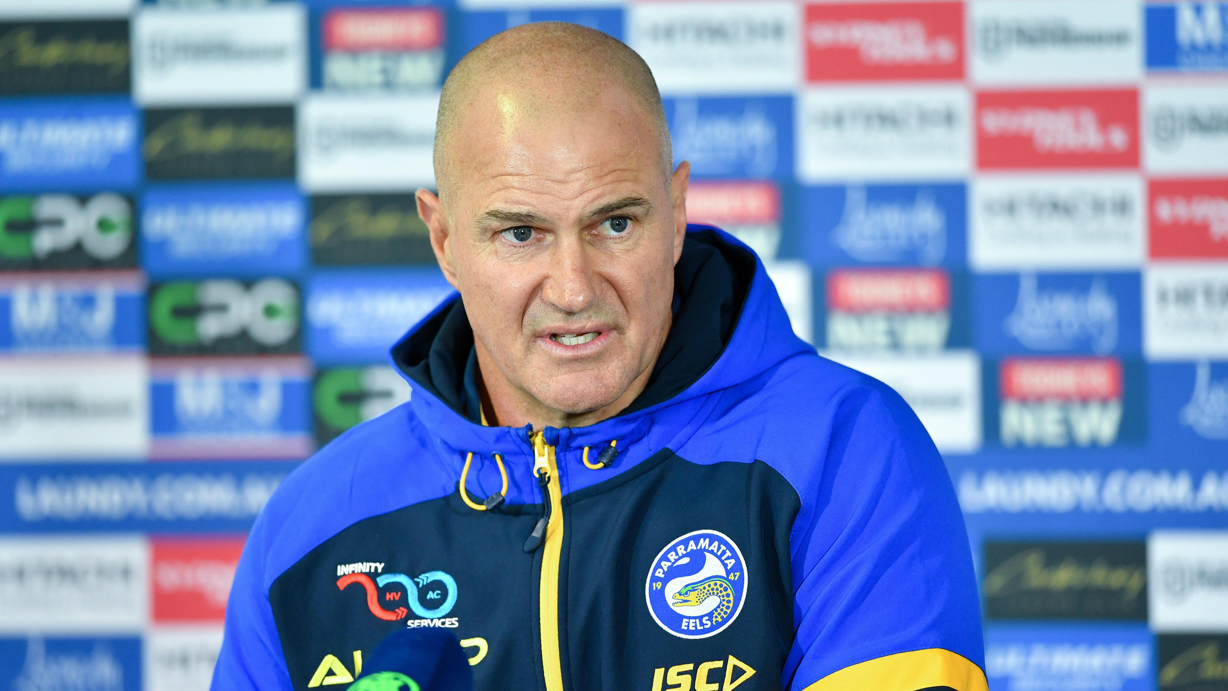 Brad Arthur contract extension: Parramatta Eels coach signs new deal
