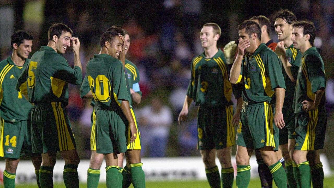 Socceroos vs American Samoa