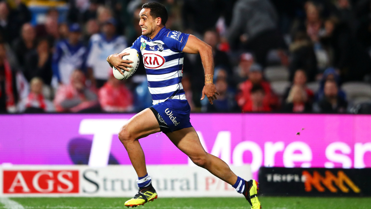 Canterbury Bulldogs confirm re-signing of young winger Reimis Smith on two-year extension