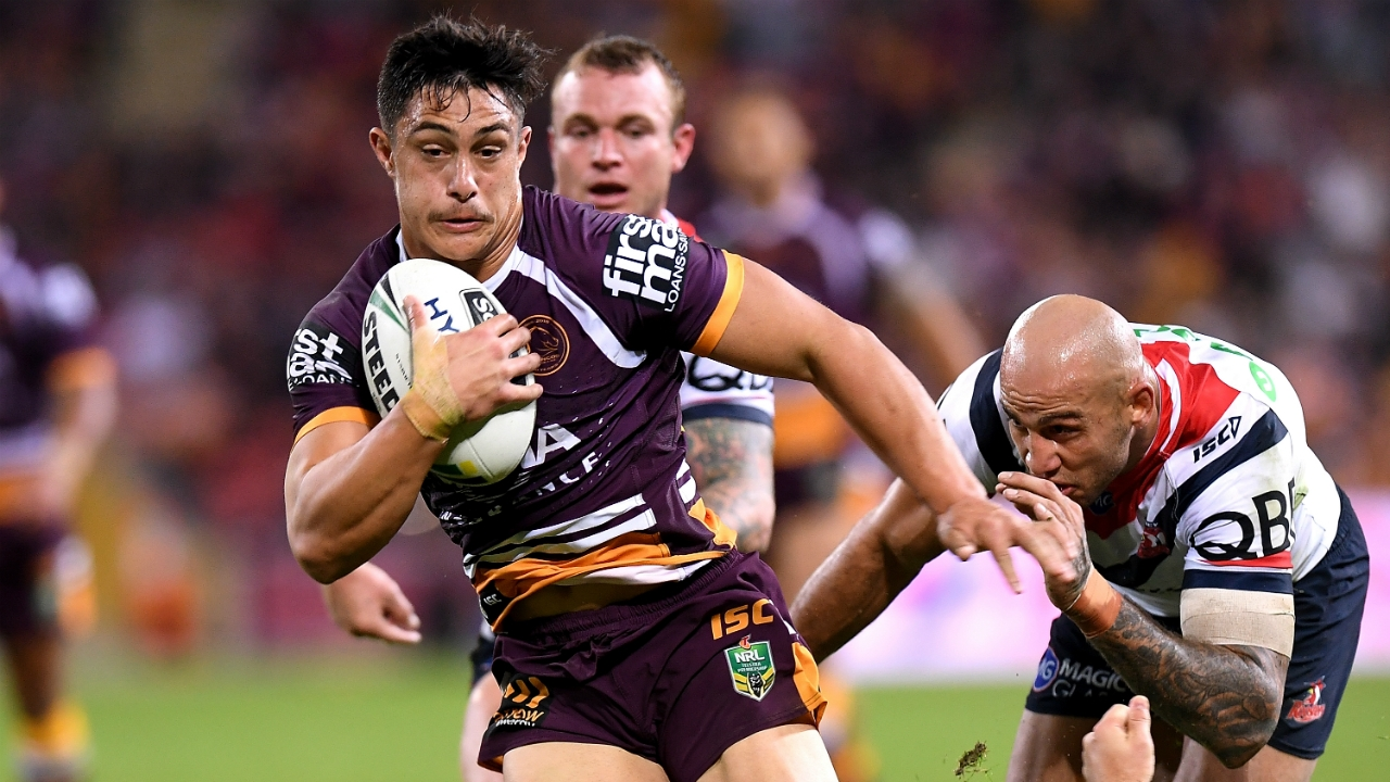 Brisbane Broncos Young Gun Kotoni Staggs A Bolt From The Blue Sporting News Australia