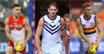 #The Rover's top 10 rookies