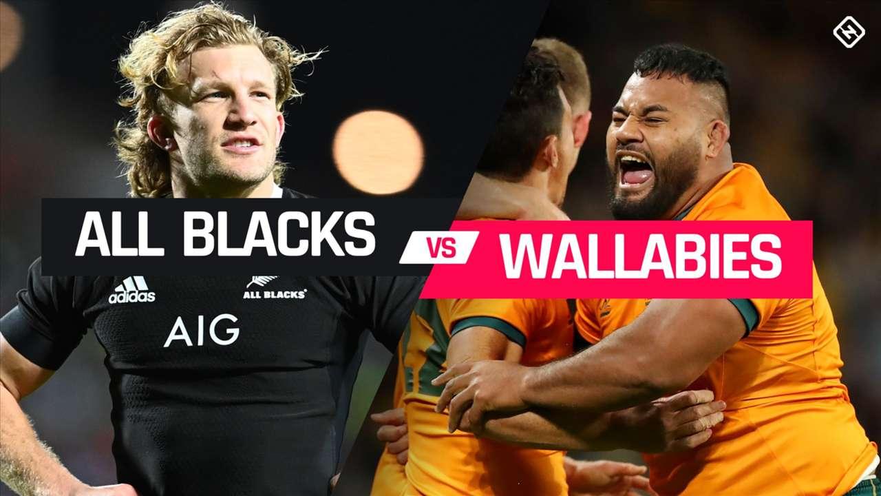All Blacks v Wallabies