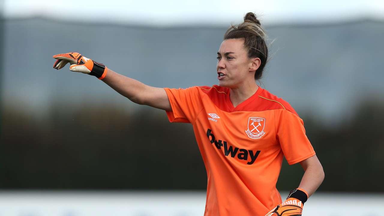 Mackenzie Arnold West Ham