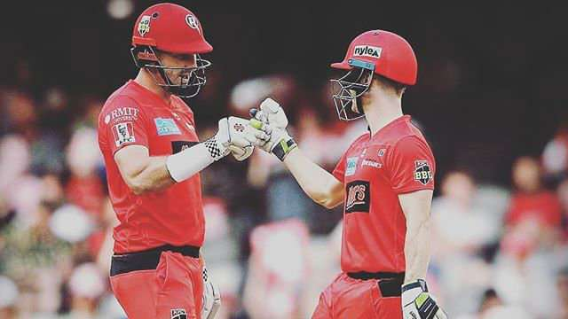 Shaun Marsh Sam Harper