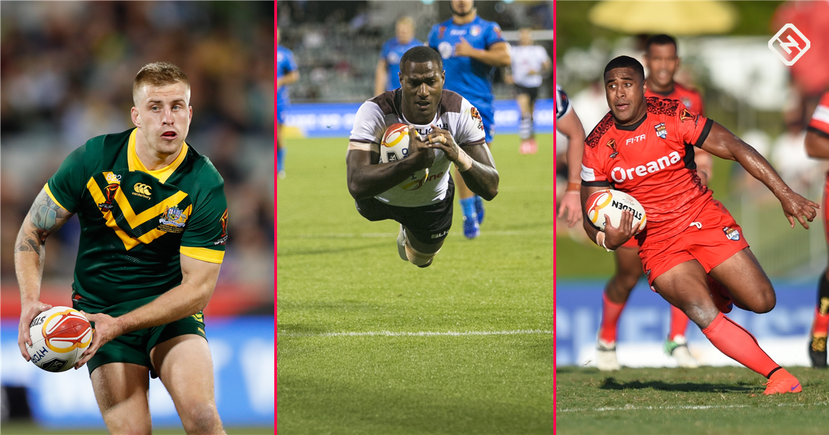 Rugby League World Cup Top Try Scorers Sporting News Australia