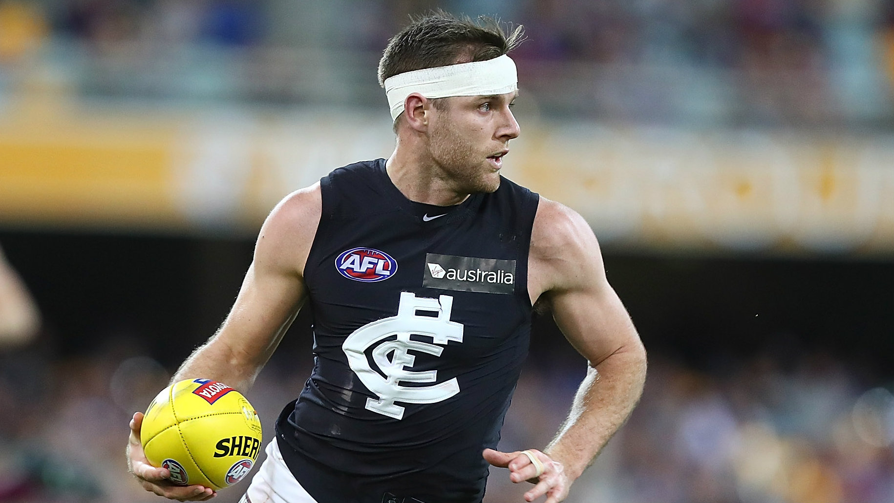 AFL 2020: Sam Docherty inks new two-year Carlton deal after inspirational return
