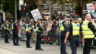 Melbourne Cup protests