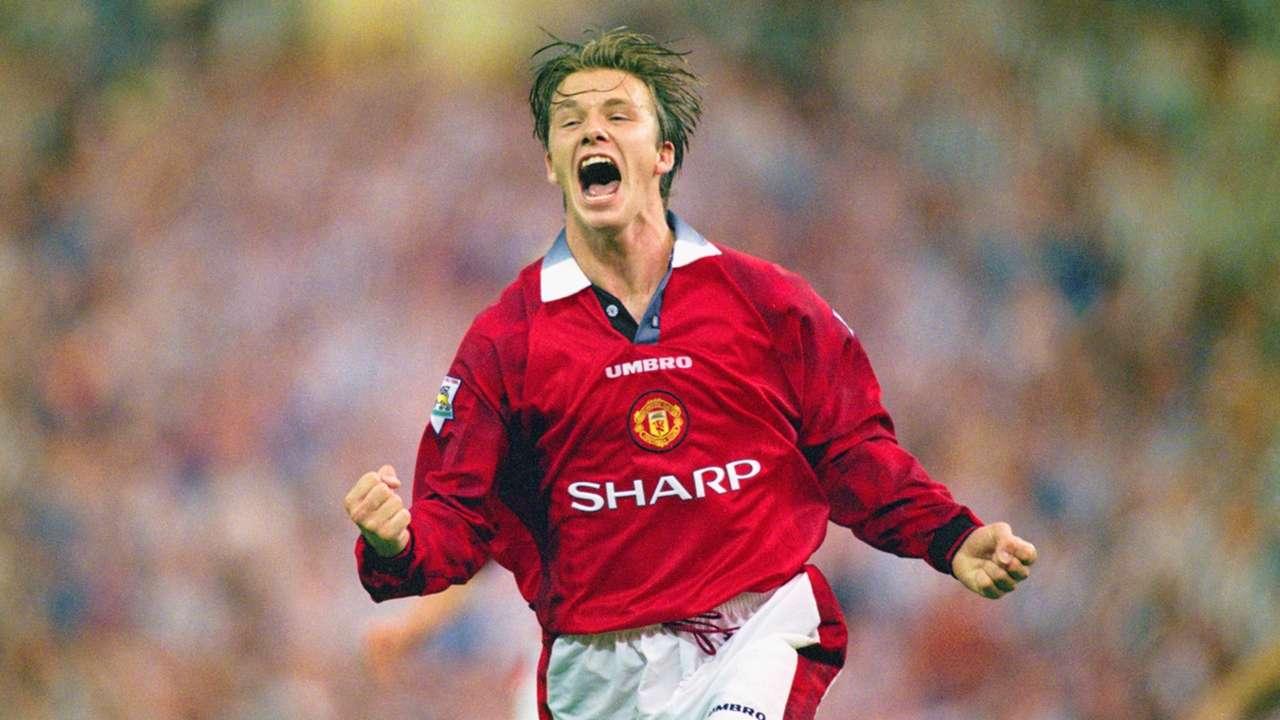 David Beckham Man Utd
