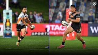 Tigers wingers