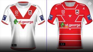 Dragons 2021 jerseys