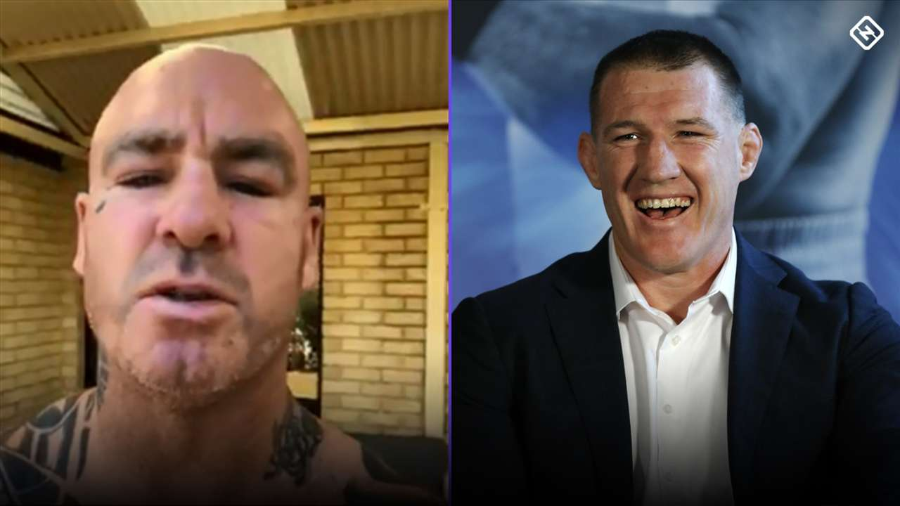 Lucas Browne, Paul Gallen
